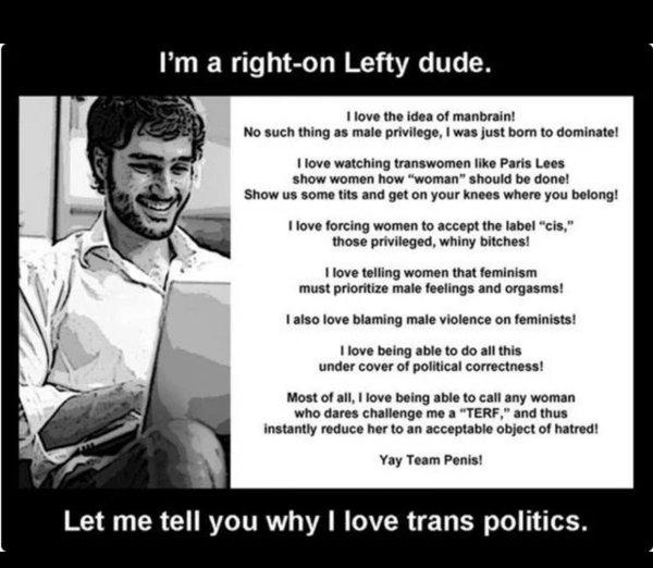 Regressive ideas dressed up as Progressive. The new (Neo)liberalism.